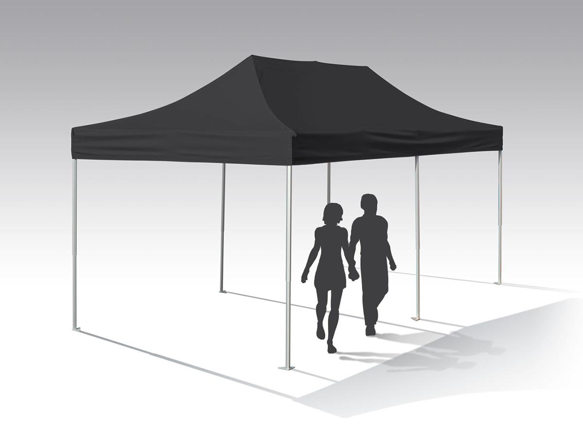 Western Shelter Ruggedized Pop-up tent 10x20
