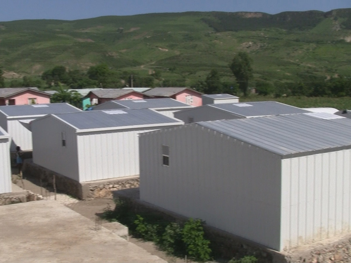 Western Shelter Modular Relief Home