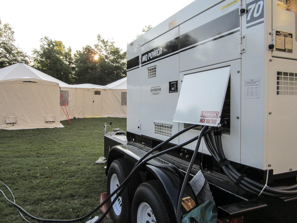 Triple Phase generator