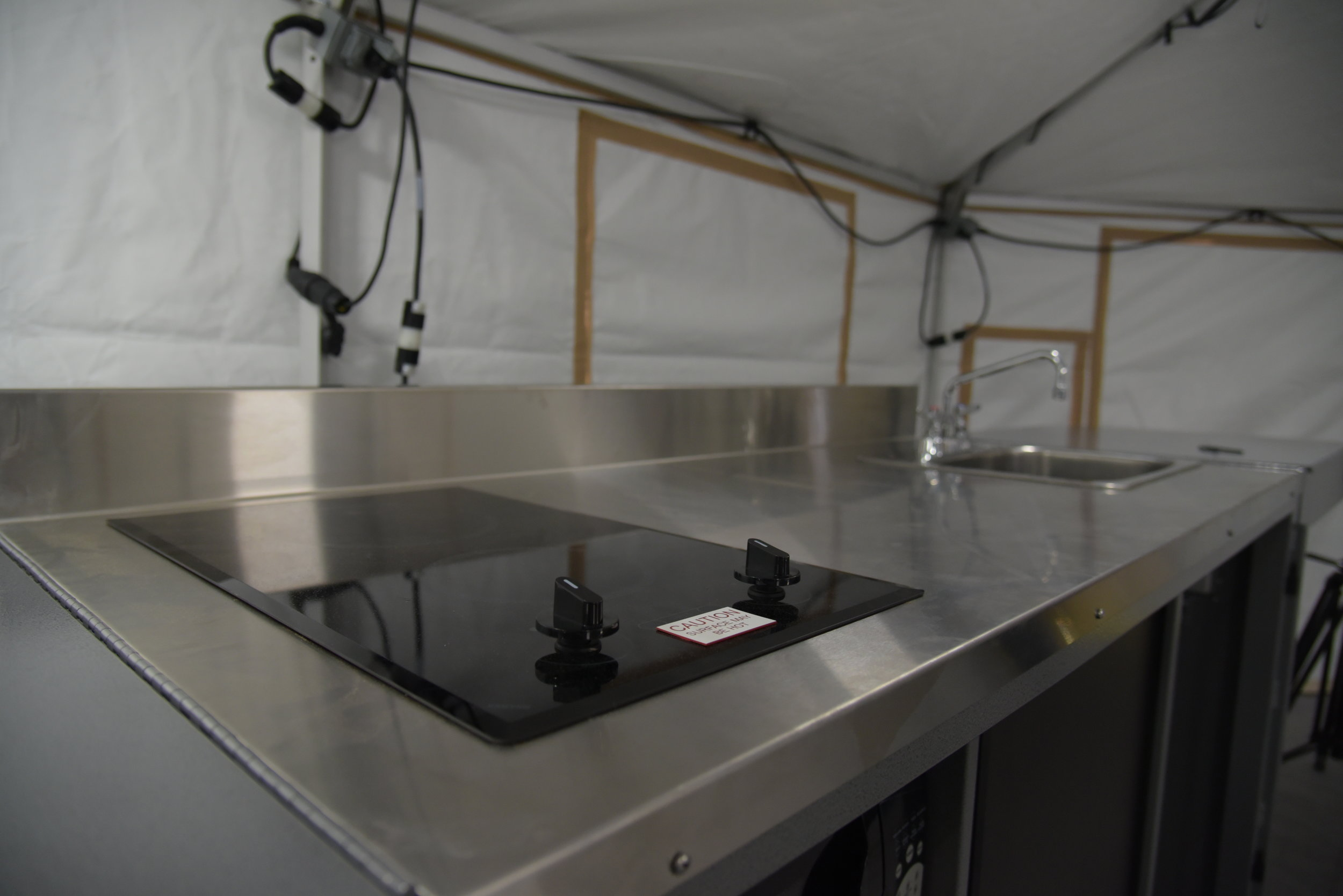 shelter kitchen cart 2