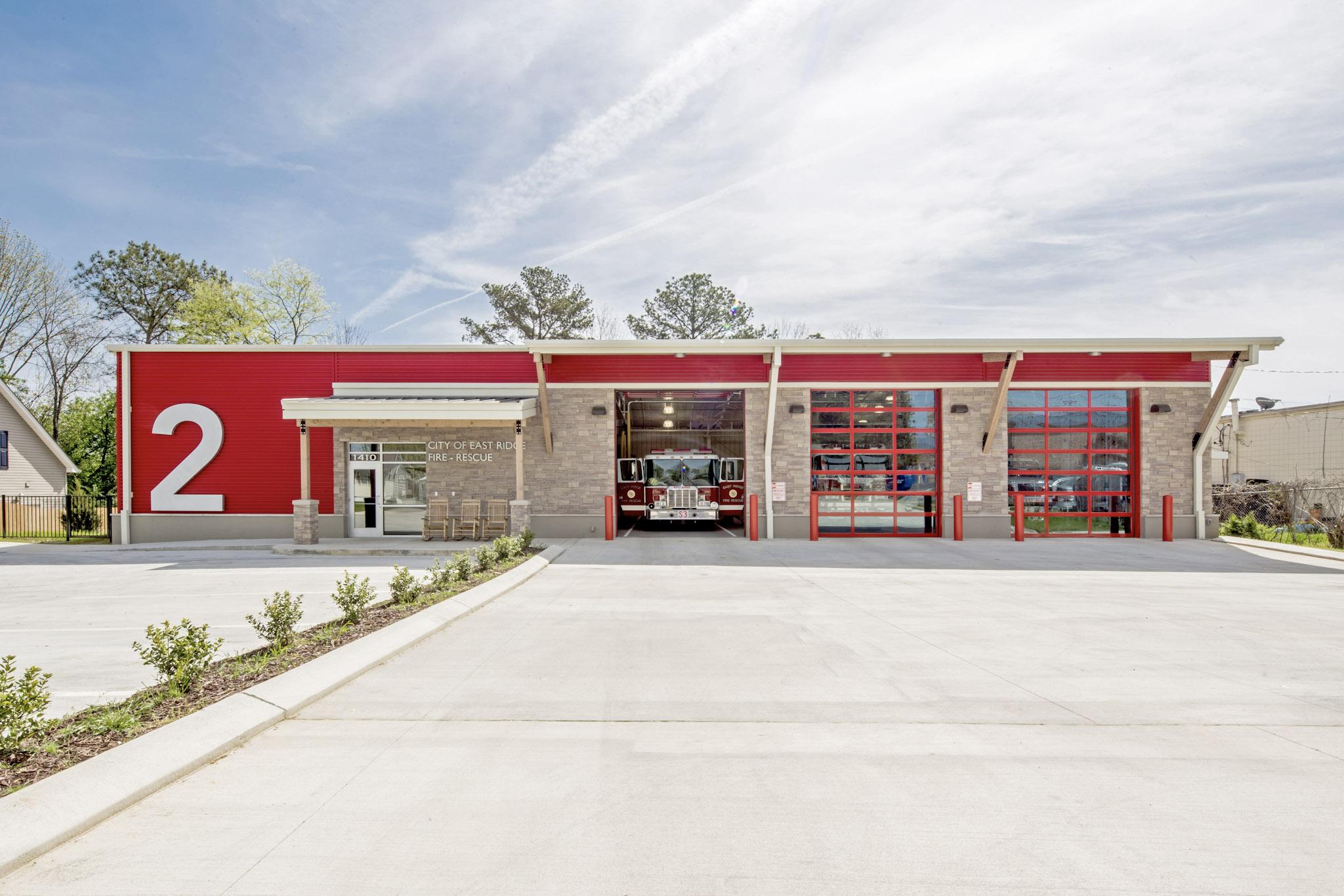 East Ridge Fire Hall