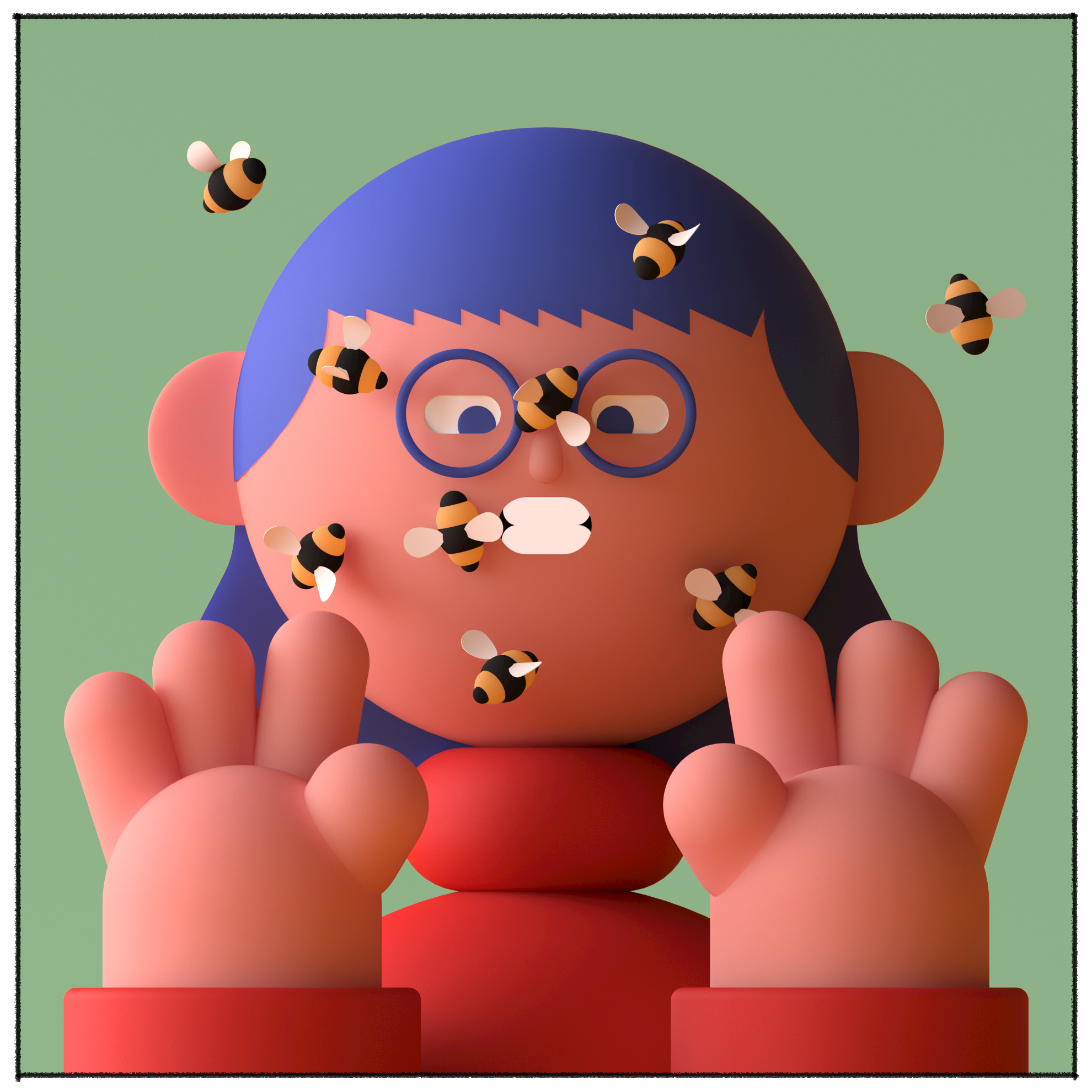 Bees-On-her-Face02.png