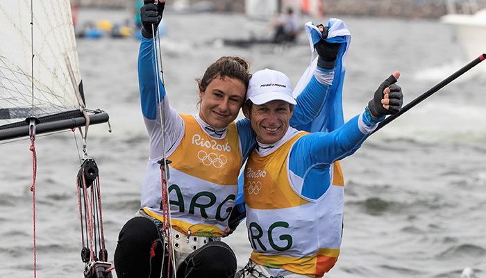 Santiago Lange & Cecilia Carranza Saroli - Fotograf: Matias Capizzano