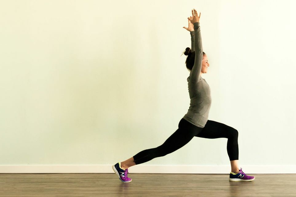 Yoga for   Runners    Learn more