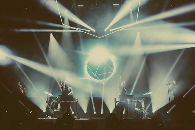 @odesza // City Of Trees // Sacramento, Ca Shot for @thebeautifulsounds