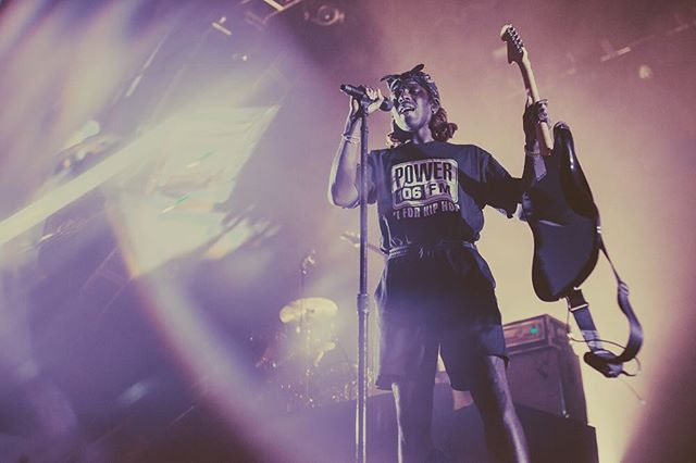 Blood Orange (@devhynes ) Fox Theater, Oakland Shot for @thebeautifulsounds
