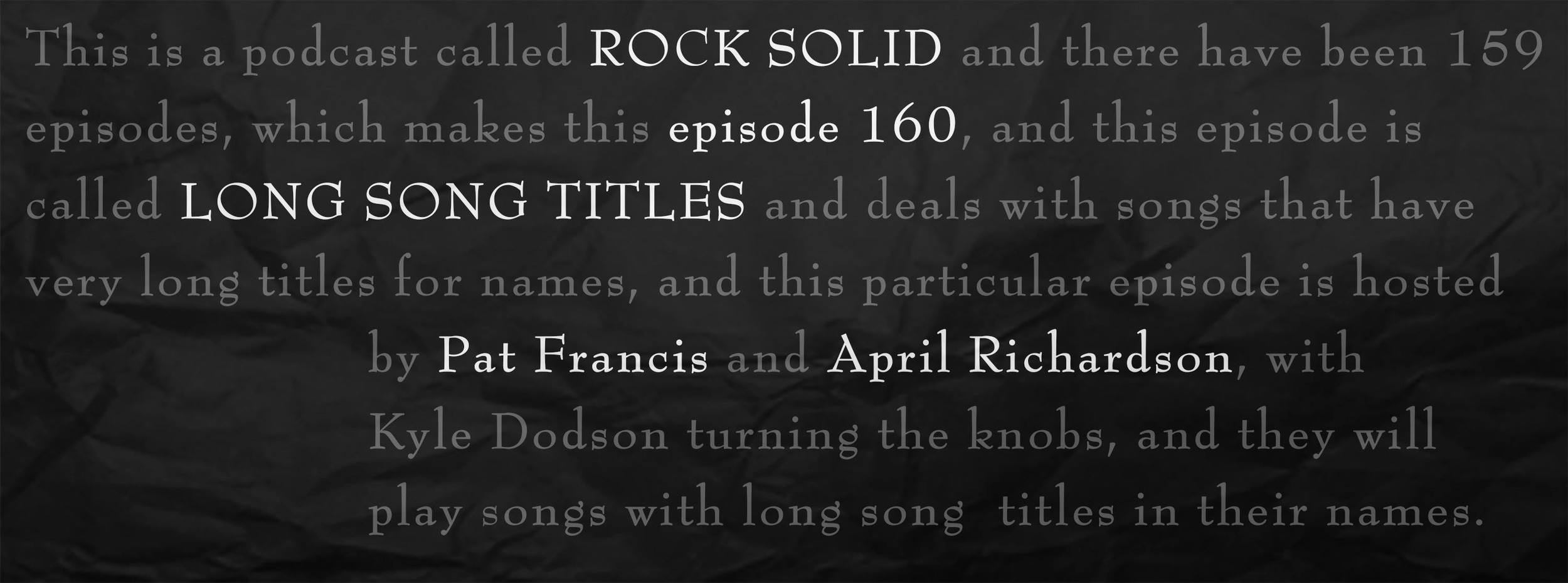 160 - Long Song Titles.jpg
