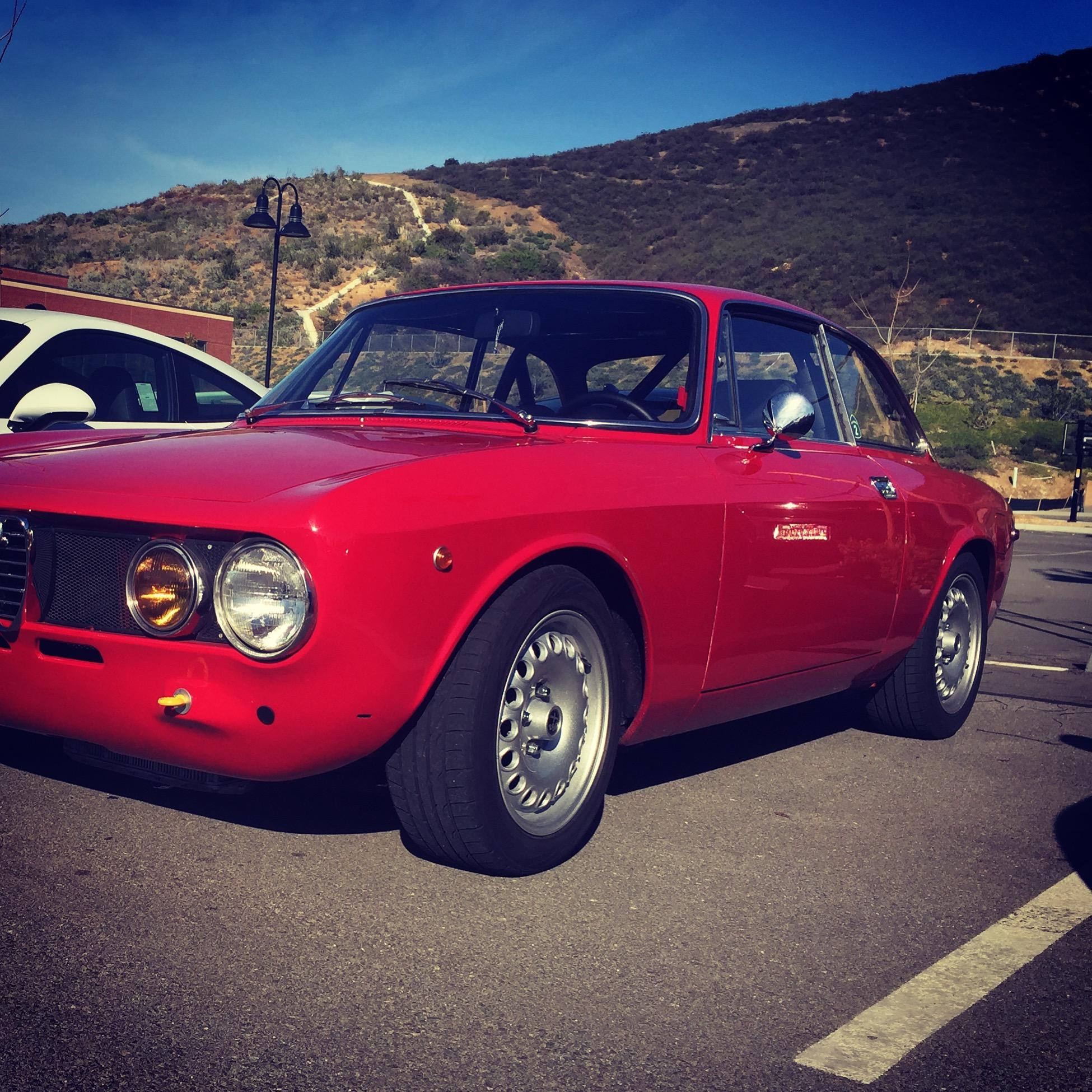 GTV, my favorite car.