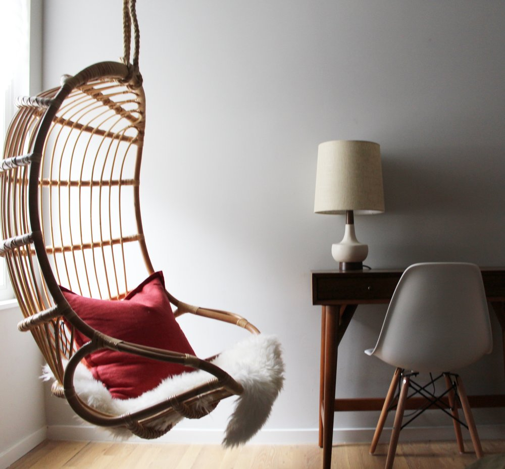 Mister and Mrs Sharp Midtown Condo Hanging Chair.jpg