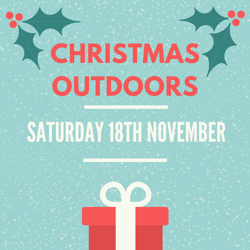 Outdoor Christmas Mini - Suitable for family bookings*5 spaces left*18th November: 9.30am, 10.30am, 11.30am & 12 noon26th November: 11am