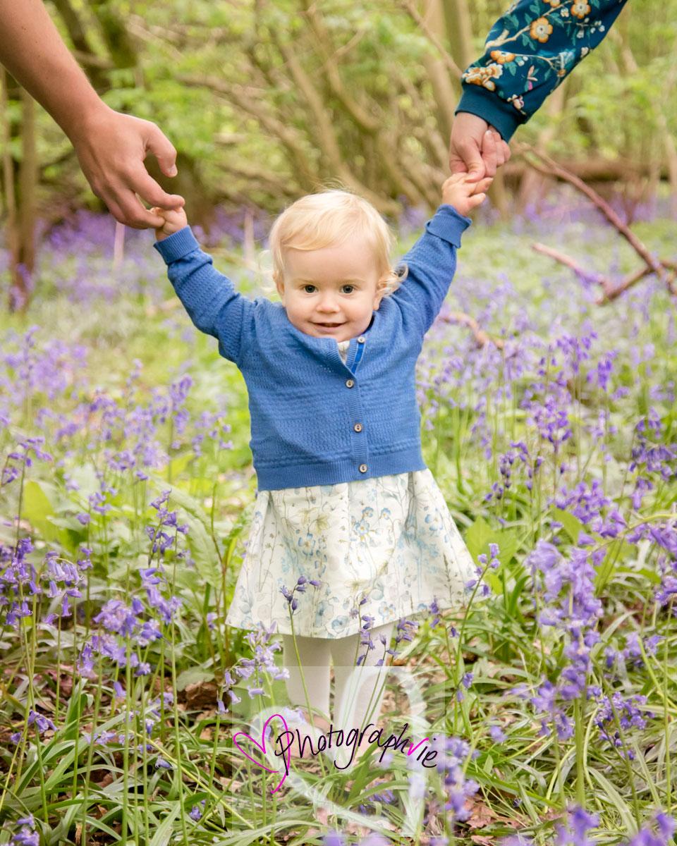 Beautiful family photos in stunning natural surroundings