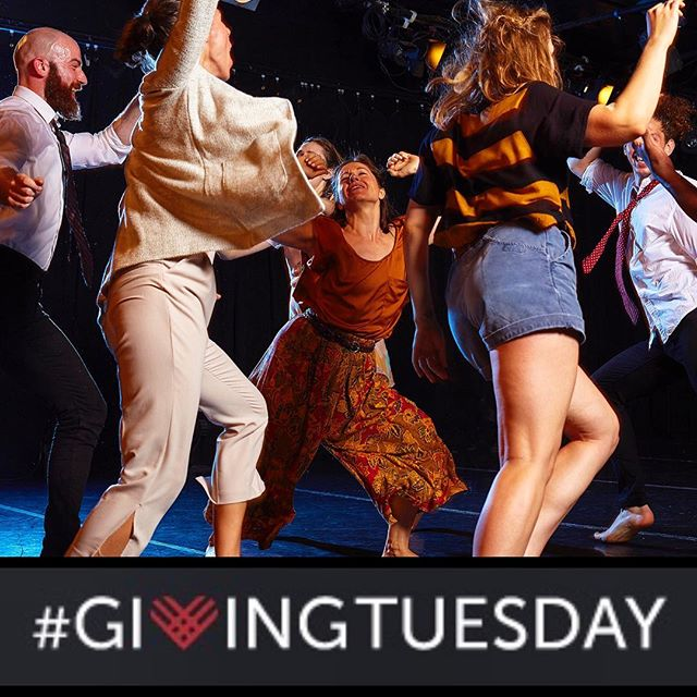 Doesn't it just feel SO darn GOOD to donate to your favorite dance collective? Link in bio! 💃🏻🕺🏿💃🏻🕺🏽 • #givingtuesday #mmdc #mmdcbrooklyn #community #dance #nycdance #arts