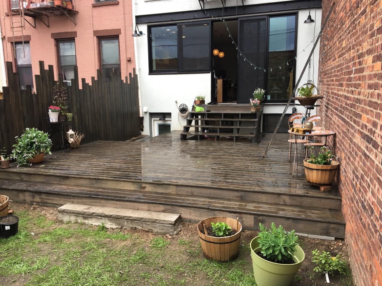 Garden Deck, Brooklyn, NY