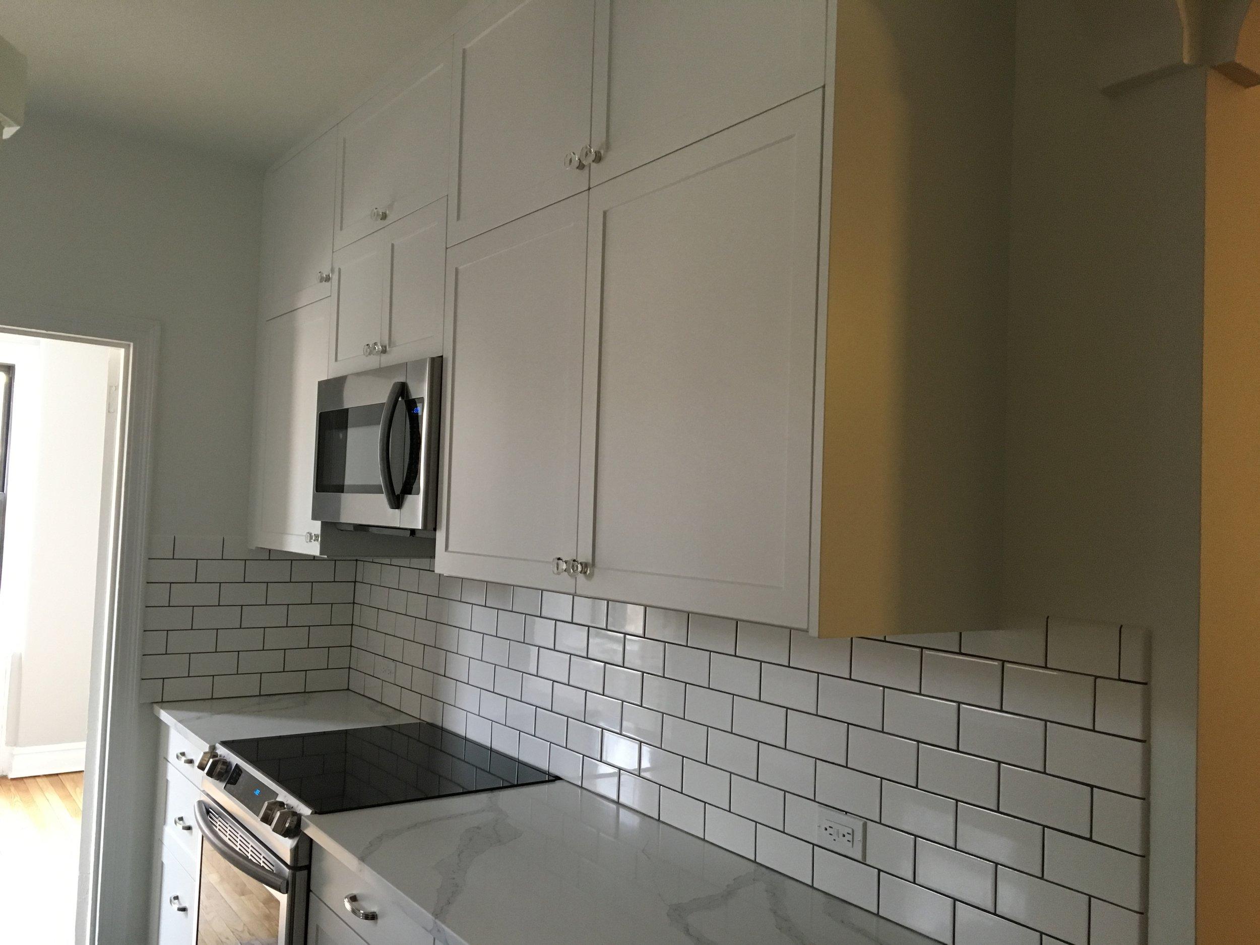 Kitchen Renovation, Jackson Heights, Queens