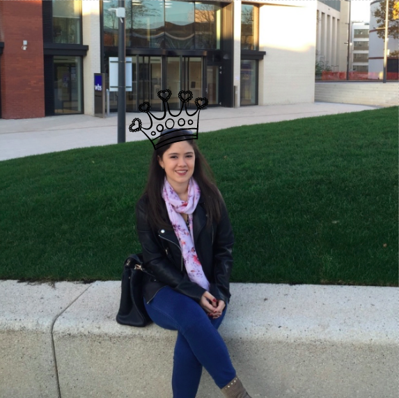 Sabina Mirea - Social Media and Lead Intern