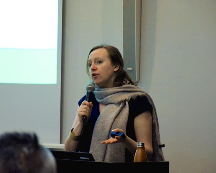 基調講演:イベントとSDGsの国際的な潮流 - フィオナ・ペラム氏/Positive Impact