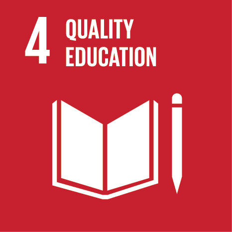 54%  - Committed to providing internships to allow young people to gain relevant skills to address SDG 4