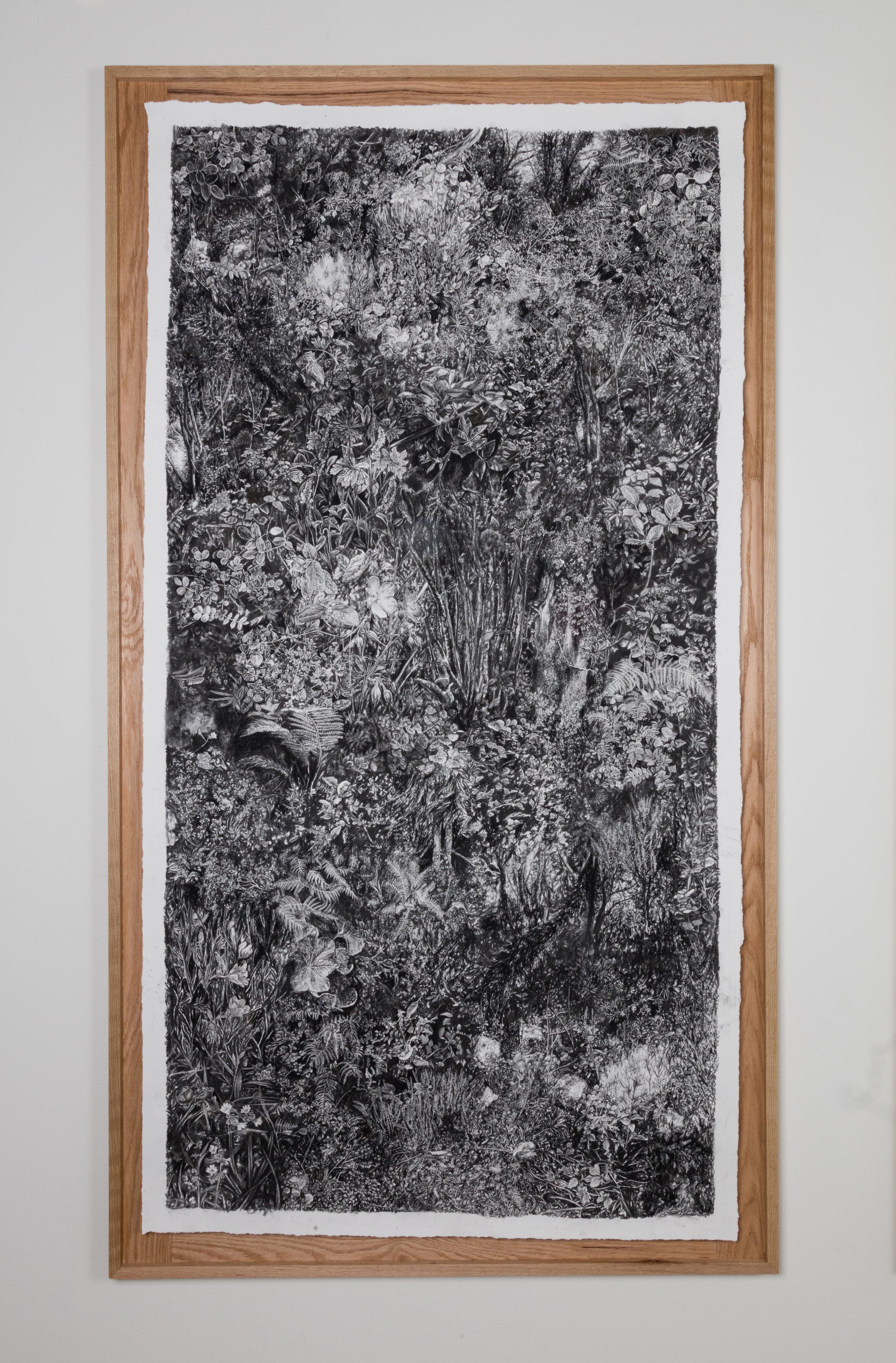"""Panel 1 of """"Florilegium"""""""