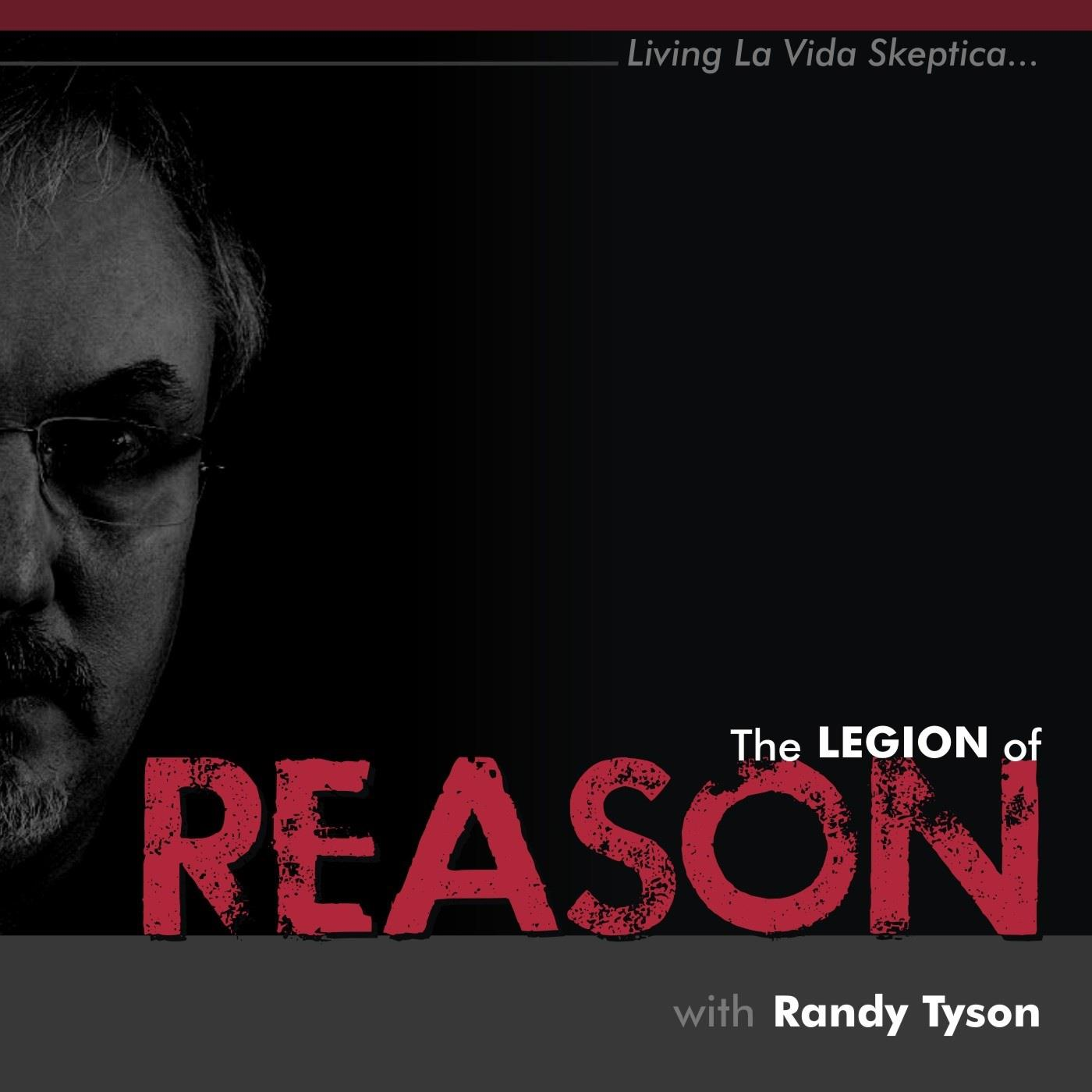Click through the image to get to the Legion of Reason facebook page
