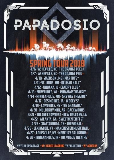 Papadosio, Bluetech & jailbreak at Miramar Theatre_Chicago 4-13.jpg
