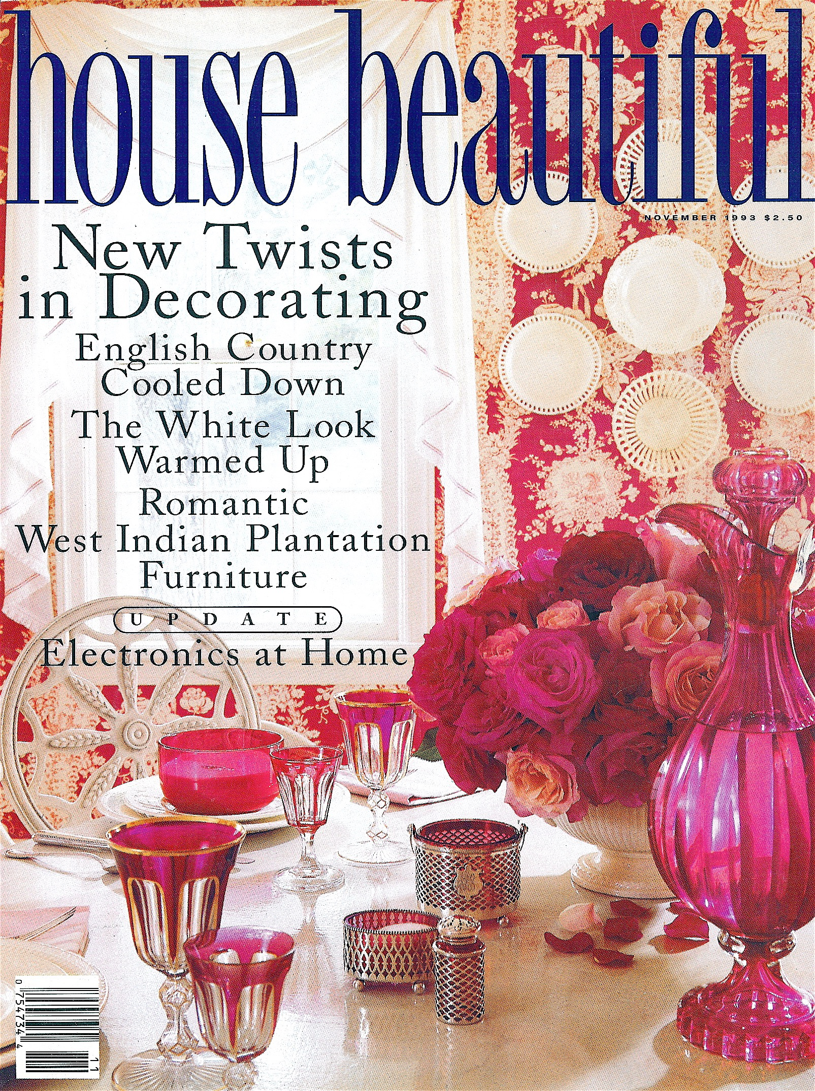 Coffin & King Press - Thomas Coffin and Julia King gilded objects and custom furniture featured in House Beautiful Magazine