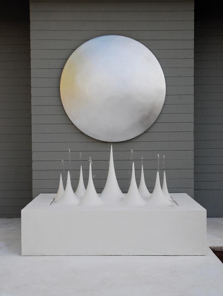 Thomas Coffin - Spikes Fountain, cast GFRG