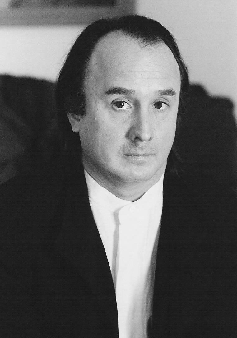 Artist Thomas Coffin - New York City, 1992