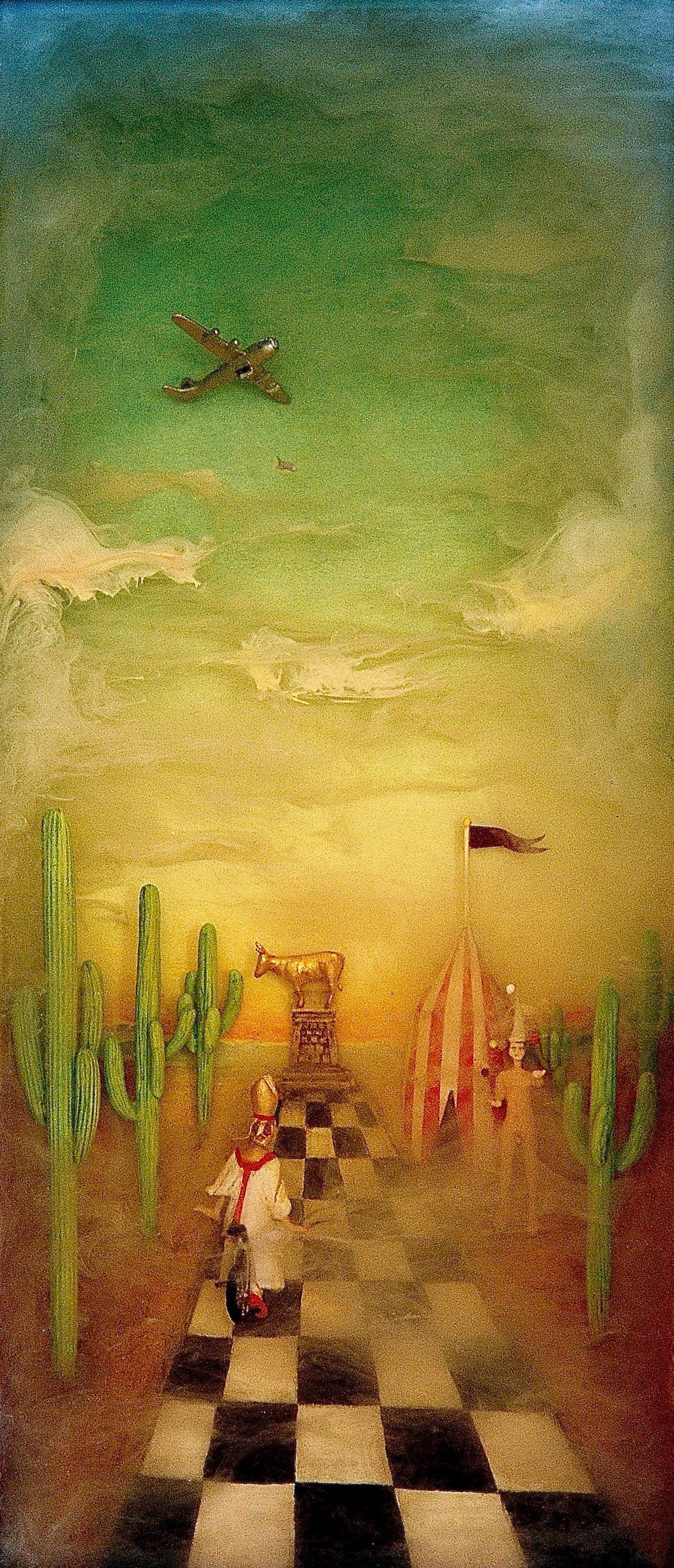 Thomas Coffin - Enola Gay Sunrise (detail)