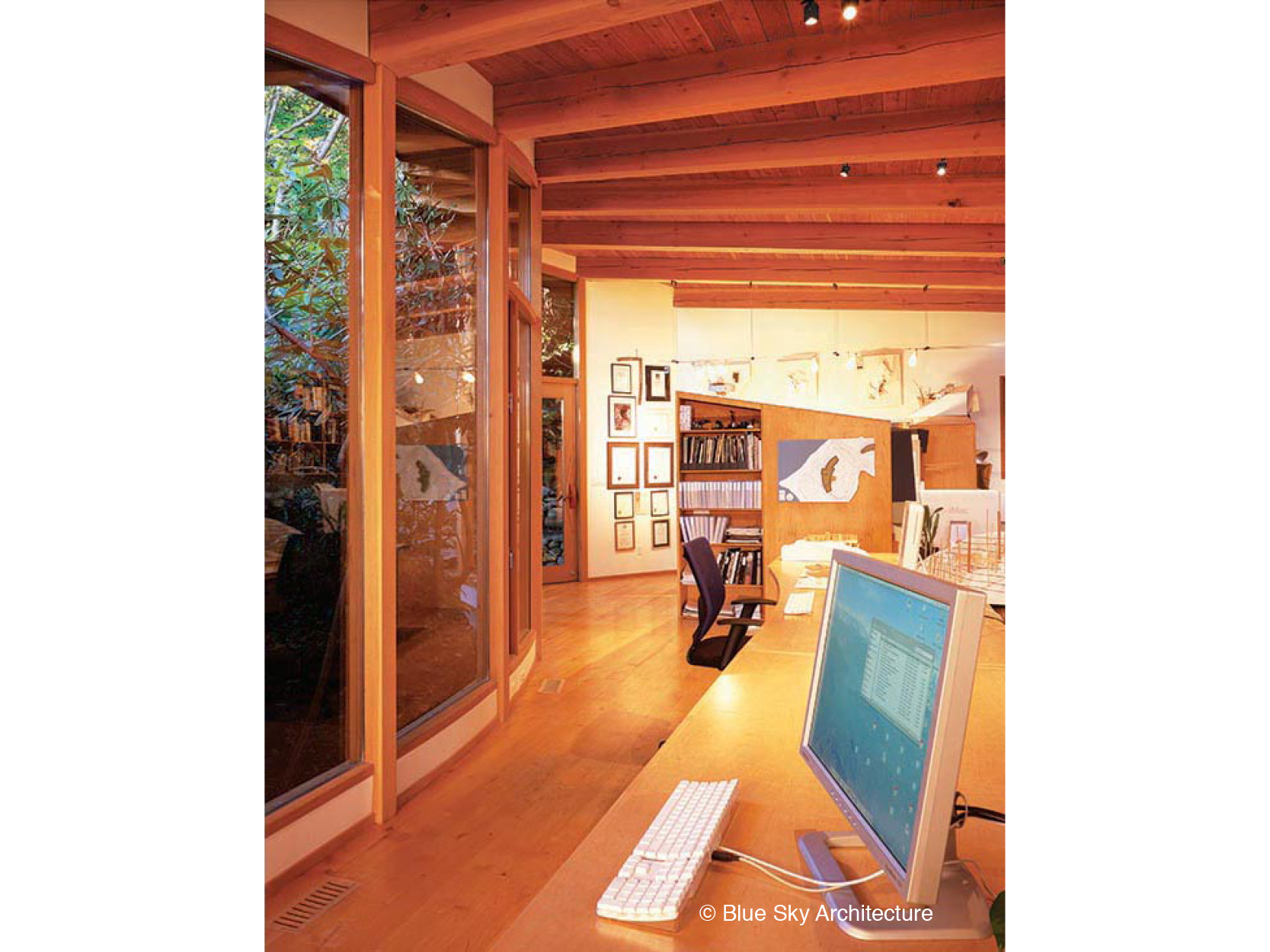 West Coast Modern Interior Studio