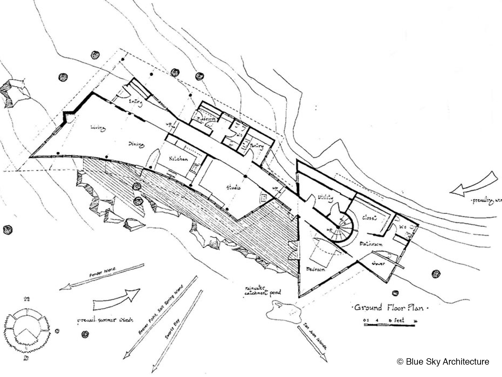 Harmon House Floor Plan