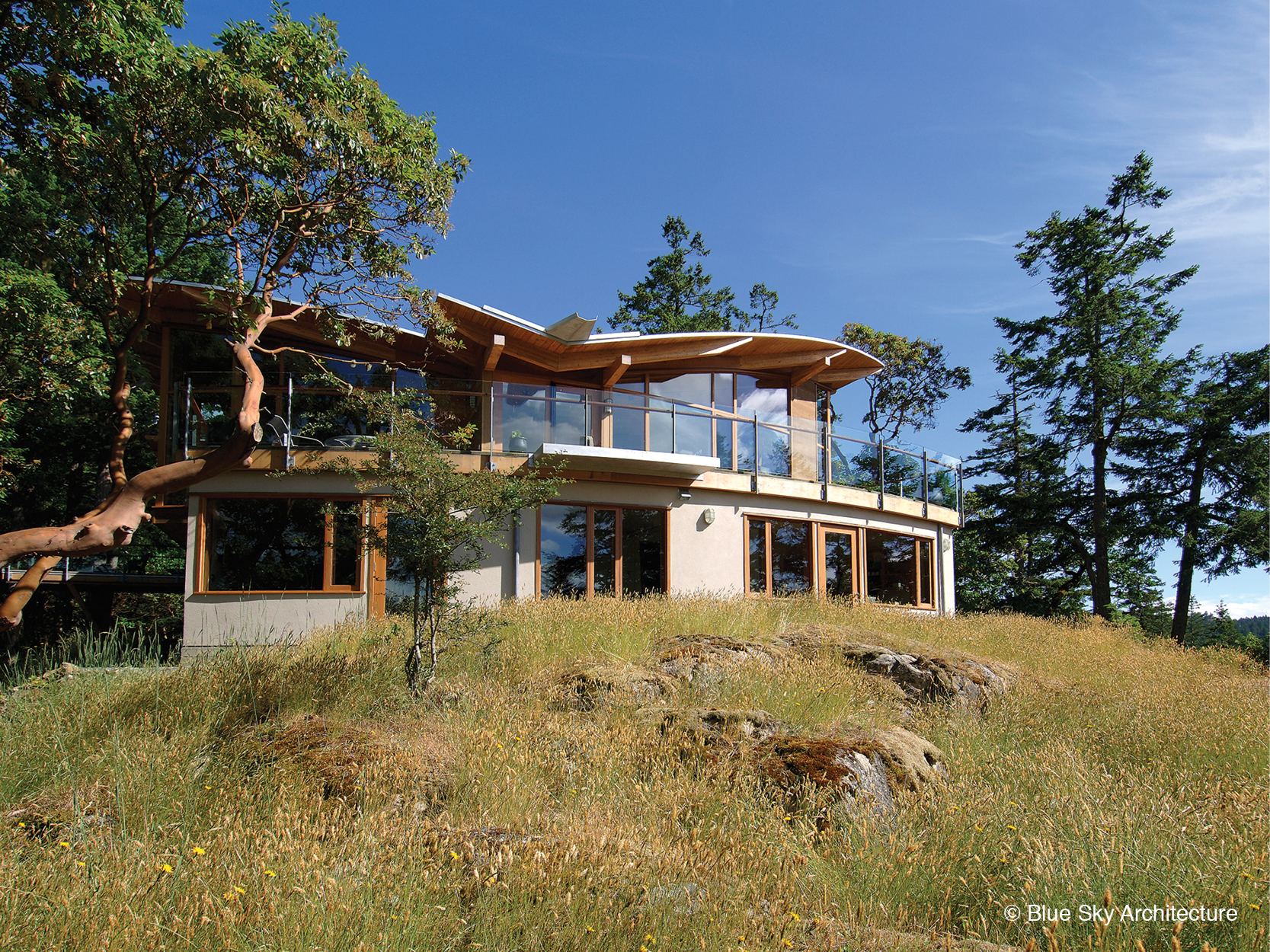 Island residential architecture