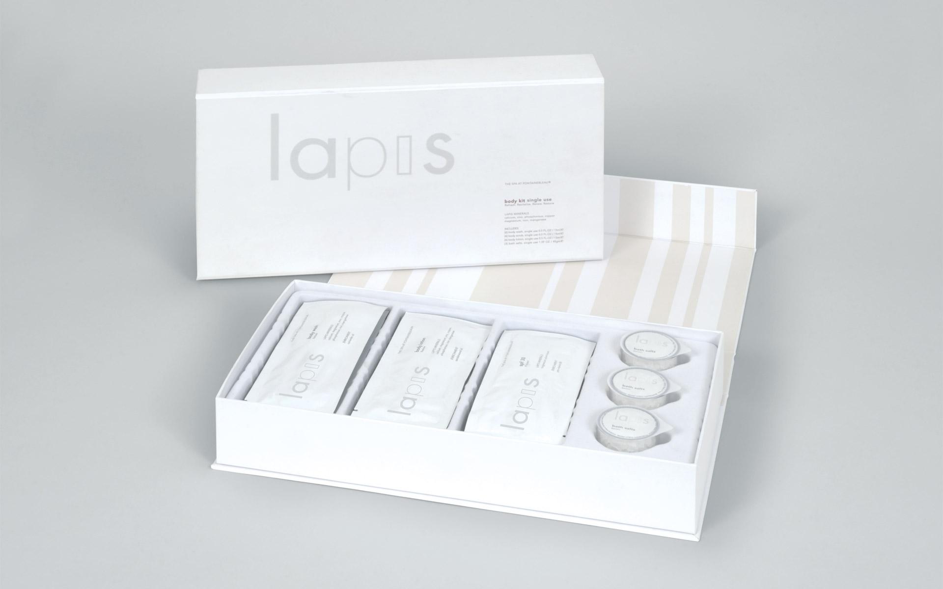 LAPIS SPA  click to view
