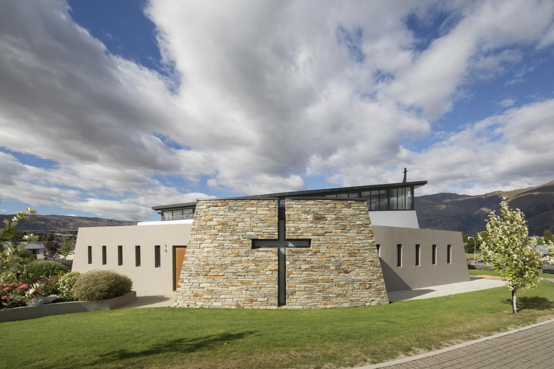 Holy Family Church, Wanaka