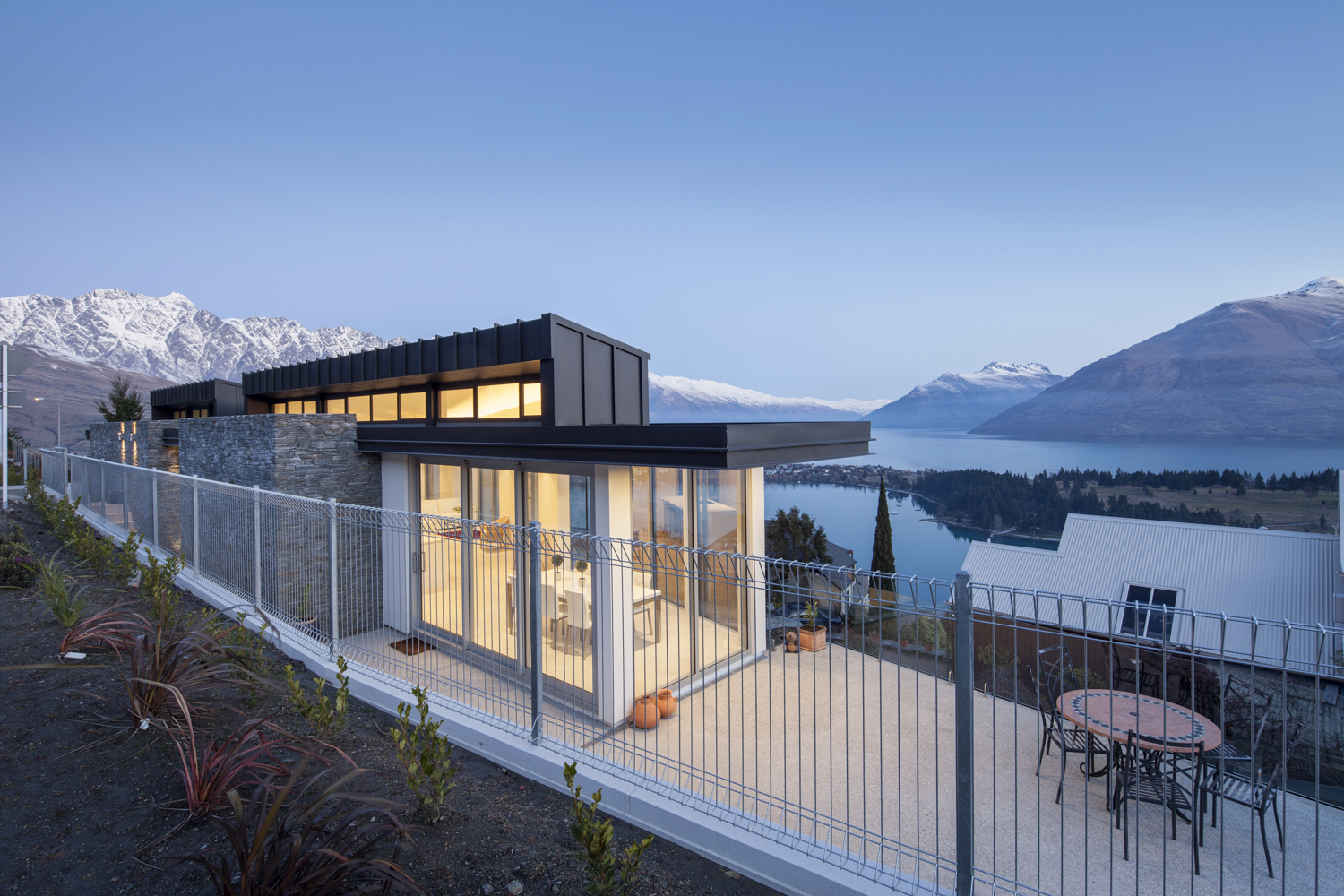 Queenstown residence