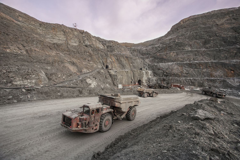 Macraes Mine