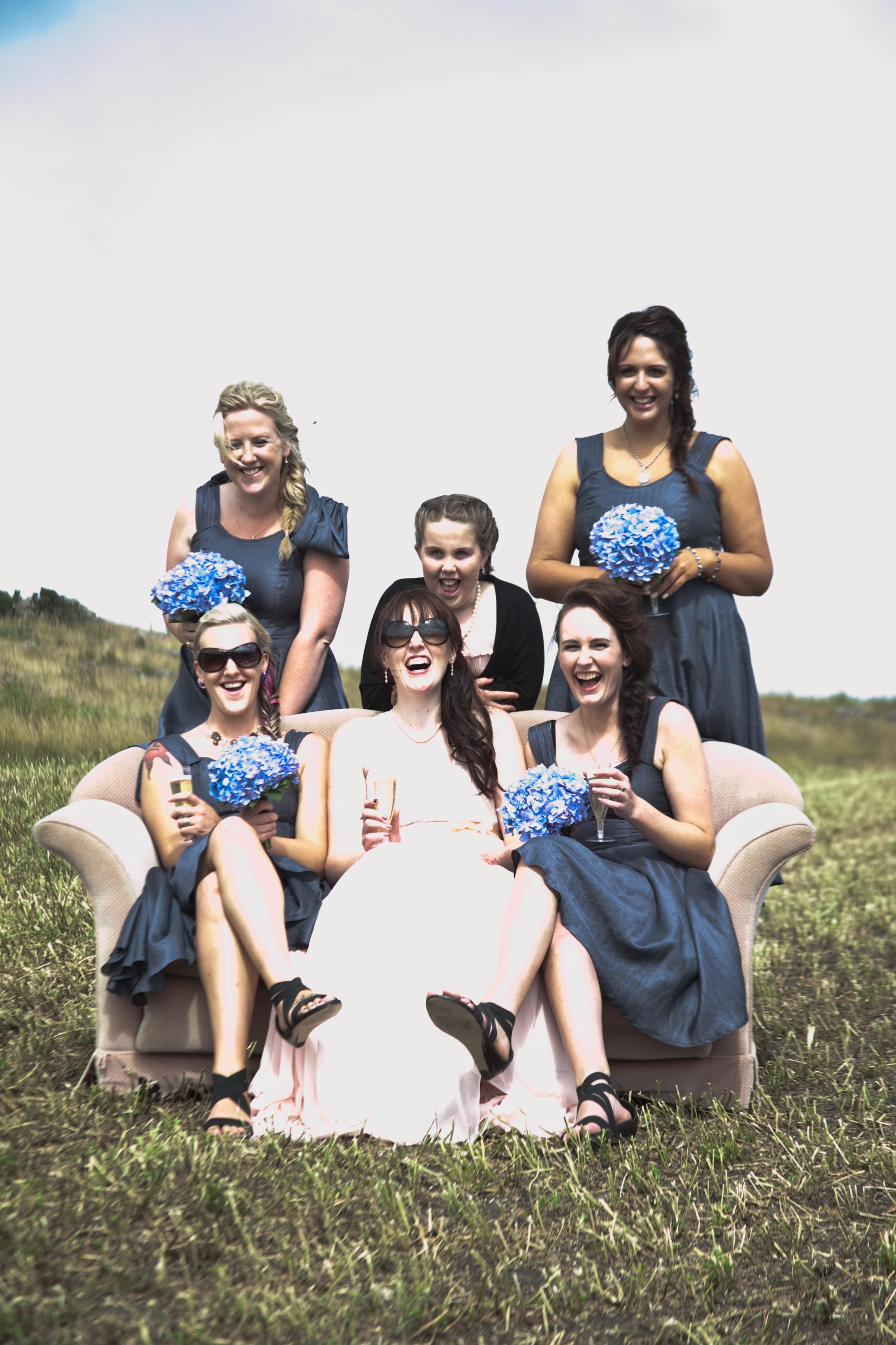 Rural Oamaru Wedding