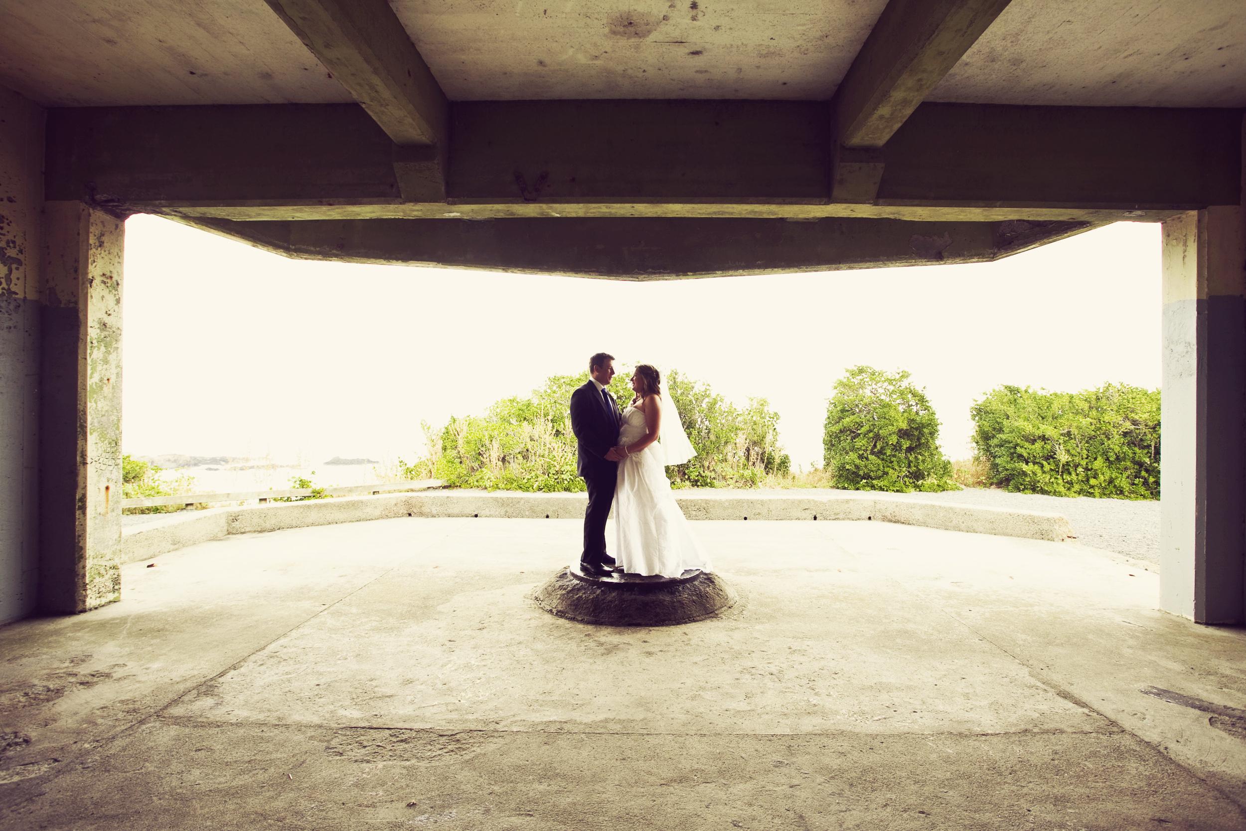 Dunedin Wedding