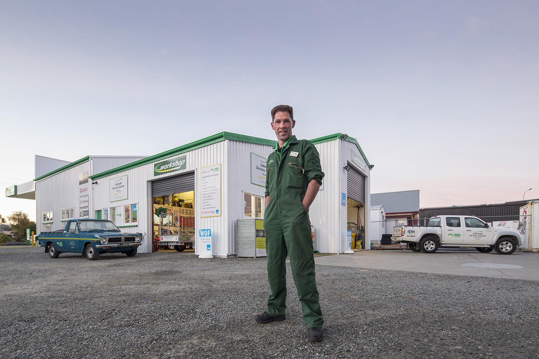 RD Petroleum, Te Anau, New Zealand