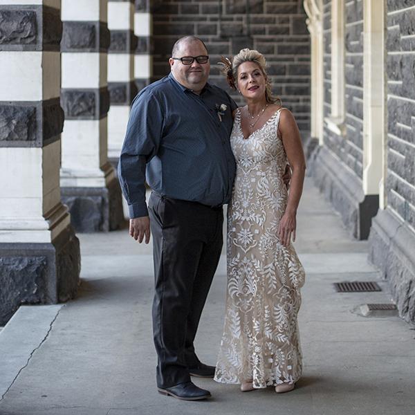 Kate & Moe