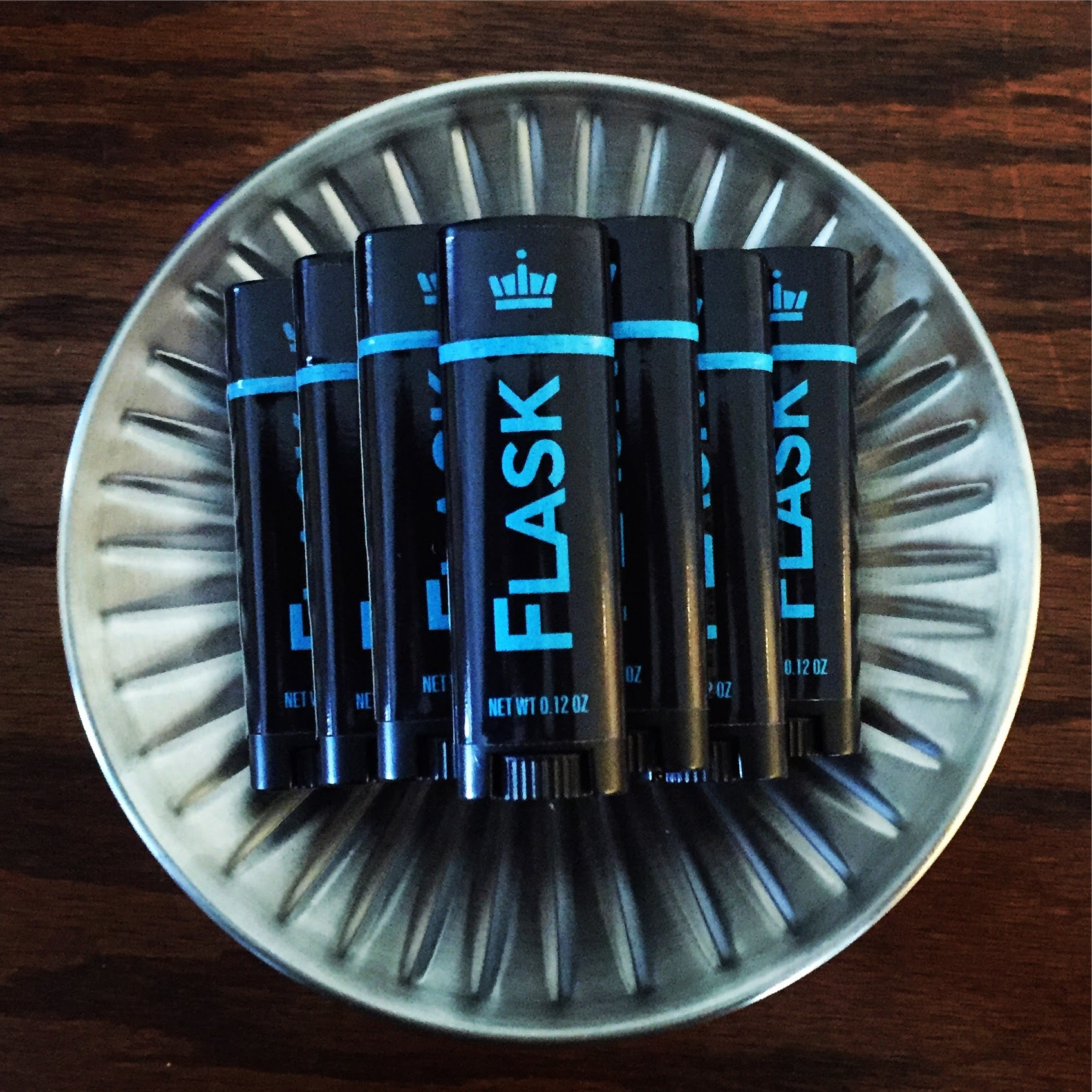 Flask Natural Lip Balm