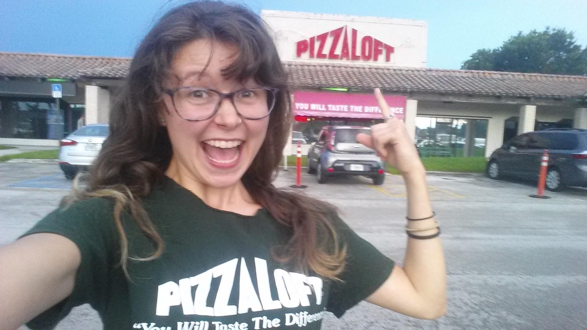 Pizza Loft Represent!