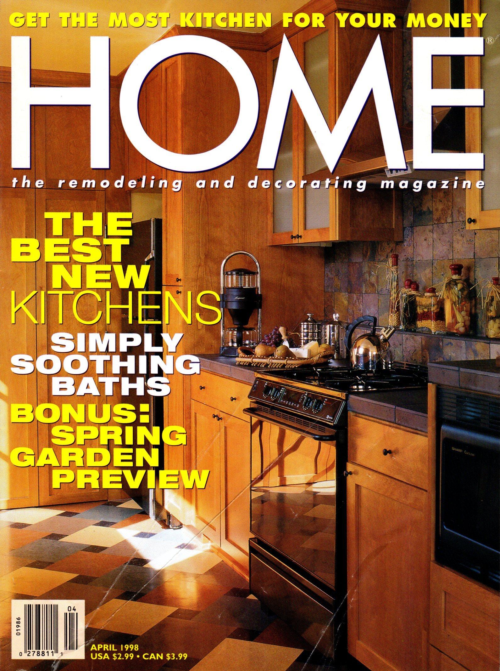 Home, April 1998