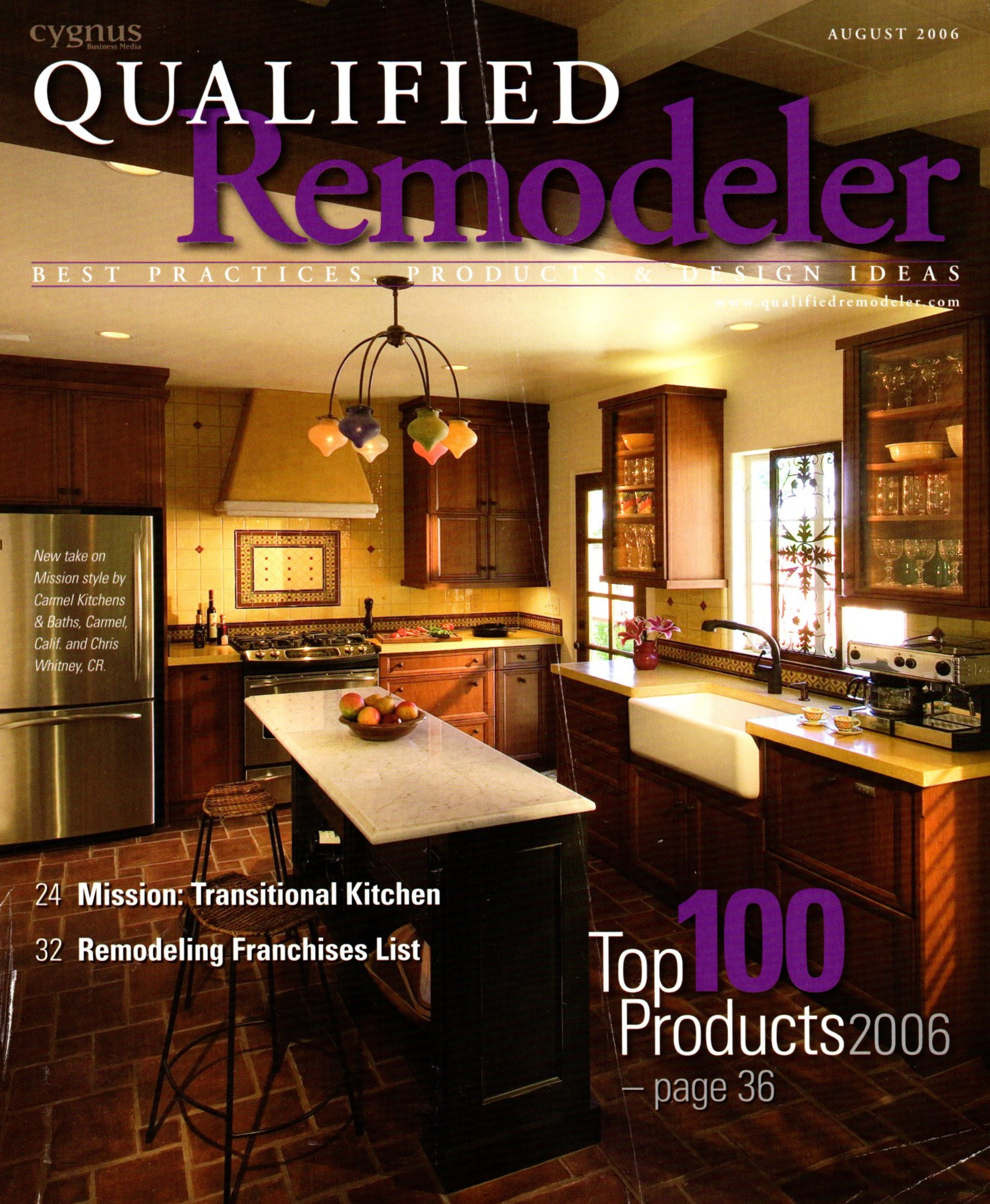 Qualified Remodeler, August 2006