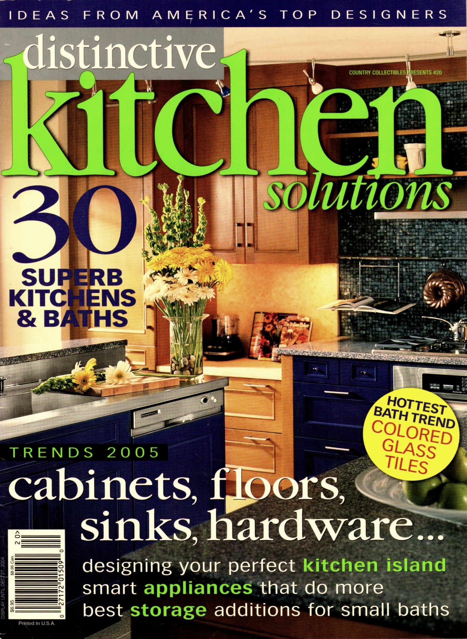 Distinctive Kitchen Solutions, December 2004