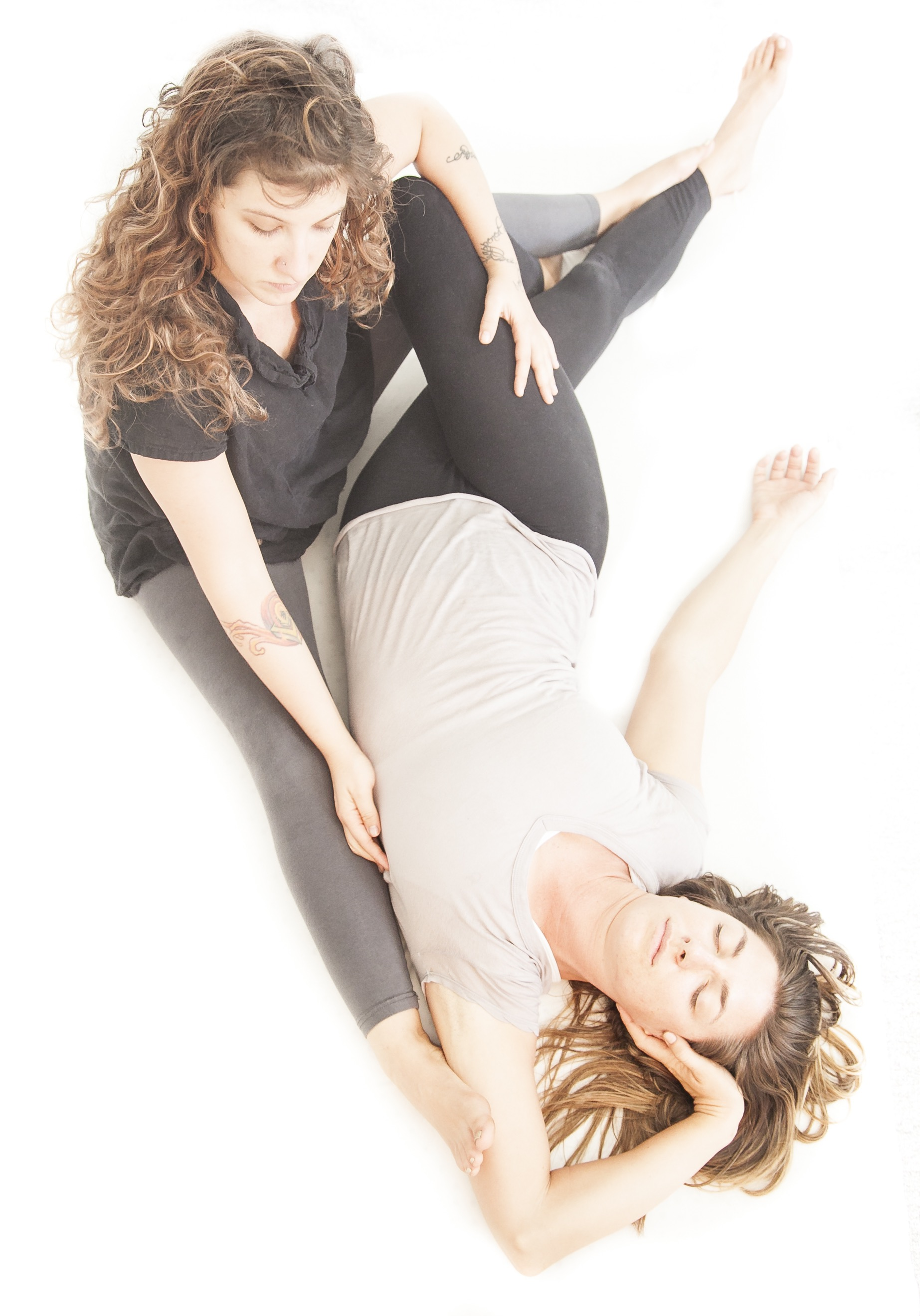 Yoga and Thai Massage in Chiang Mai, Thailand.