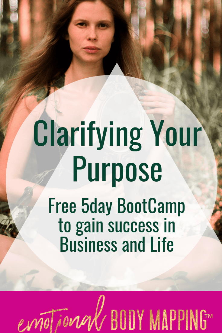 free 5 day clarify your purpose boot camp