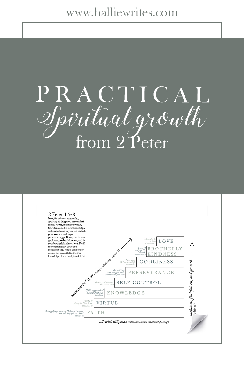 Practical spiritual growth - how God transforms us into ambassadors for His kingdom!