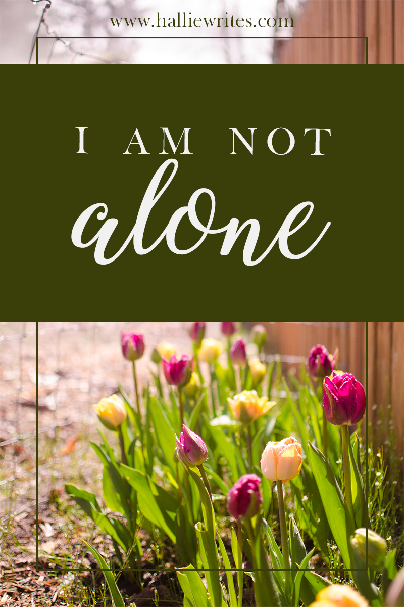 My circumstances do not define God's character, but God's character completely alters how I endure my circumstances - because Heis my portion.Heis with me.He is enough.