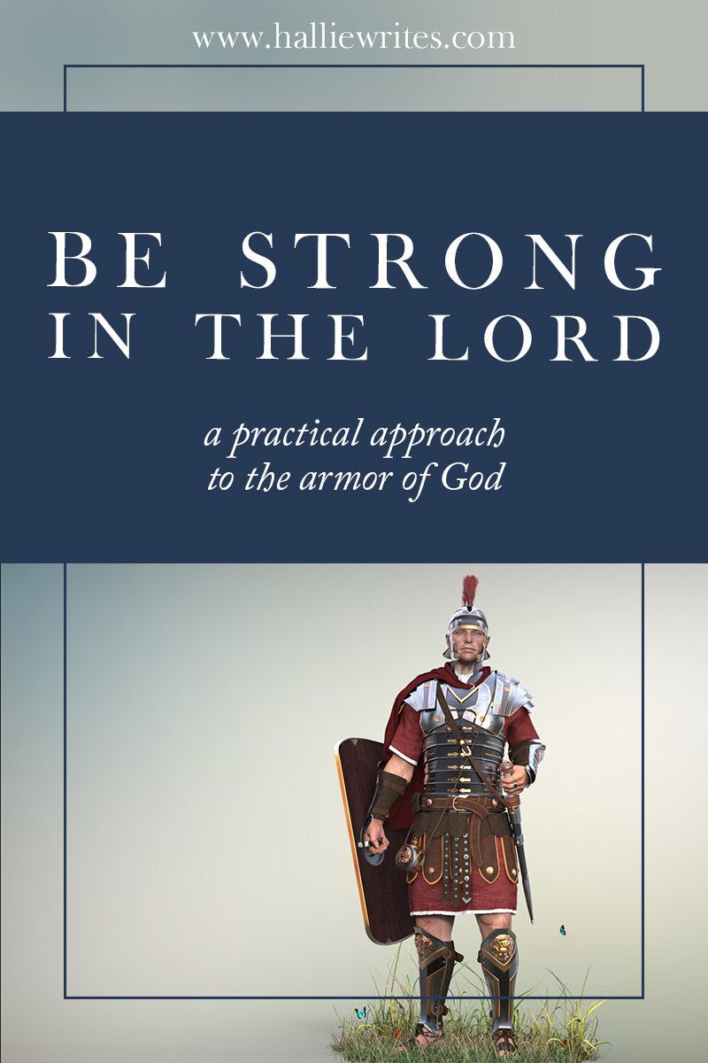 a practical approach to the Armor of God