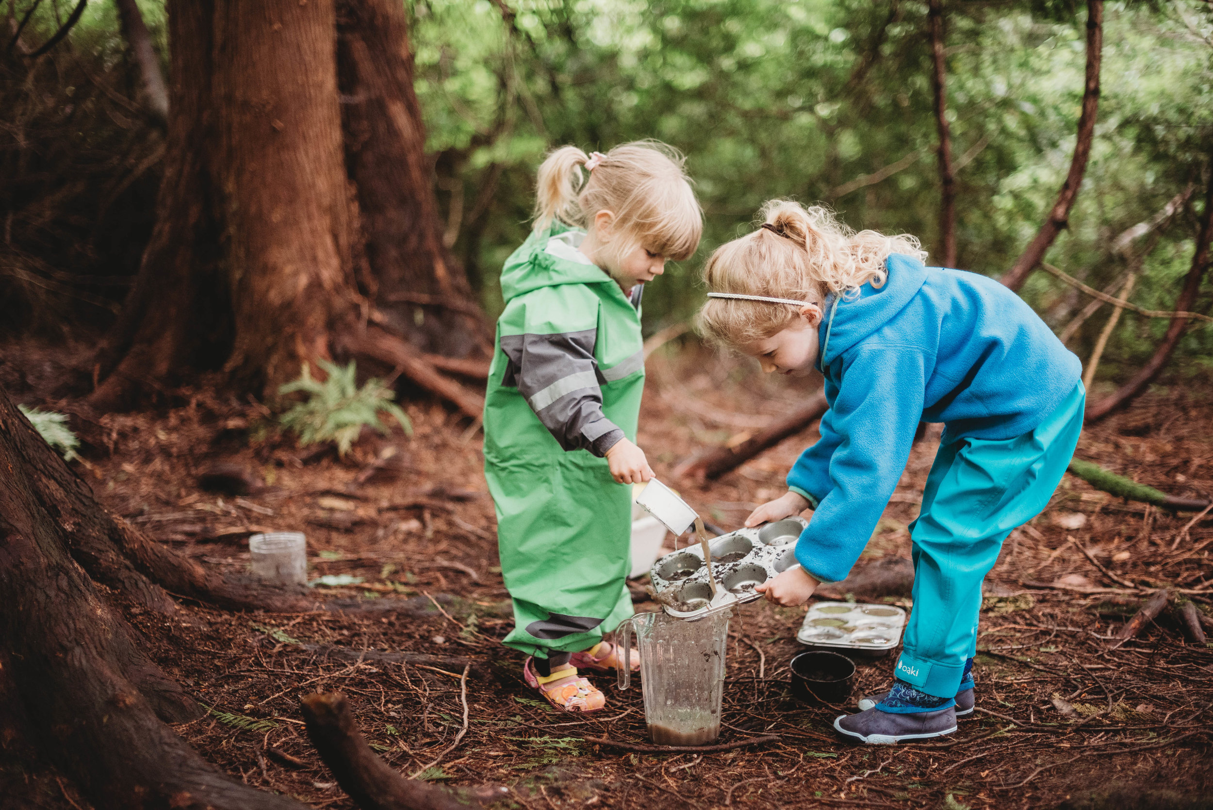 """""""Play is often talked about as if it were a relief from serious learning. But for children play is serious learning. Play is really the work of childhood."""" — Fred Rogers This photo and cover image:  Stand in the Sun Photography"""